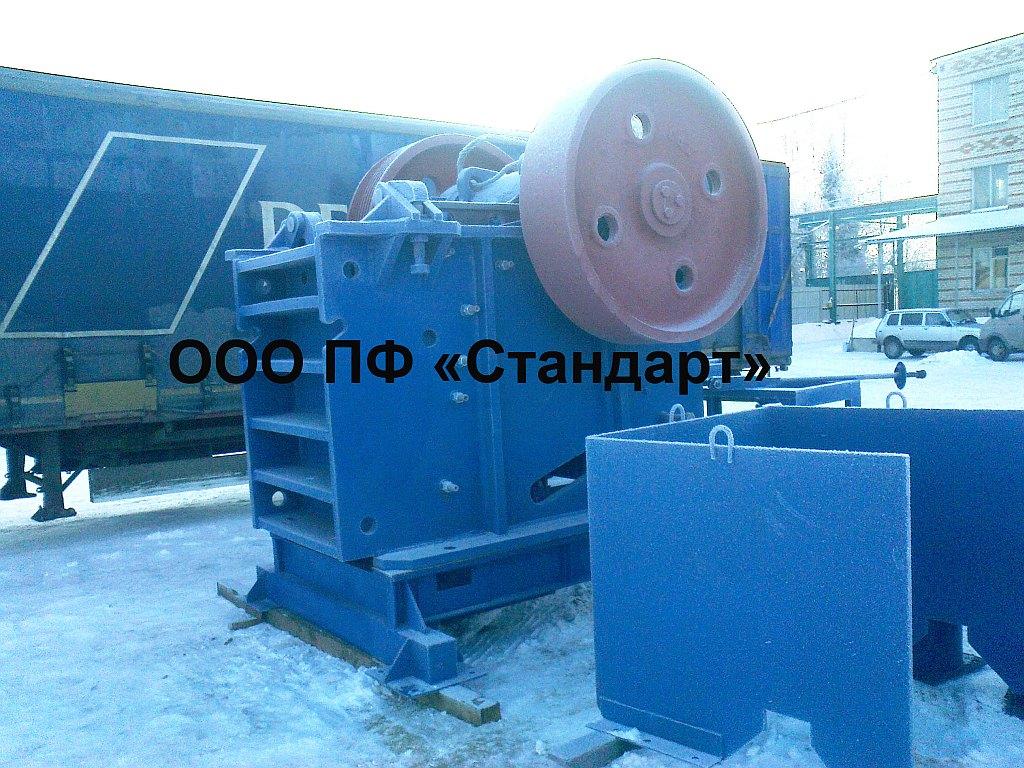 Дробилка смд 110 в Кизляр ковшовая дробилка аллу